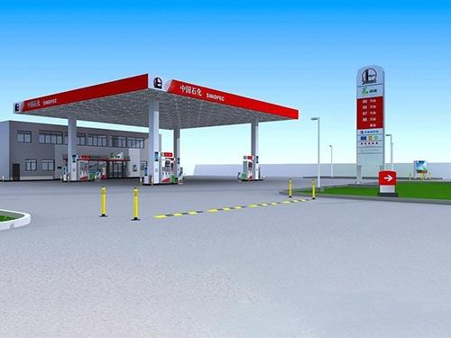 中石化加油站项目