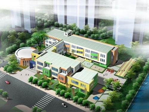 项城市幼儿园