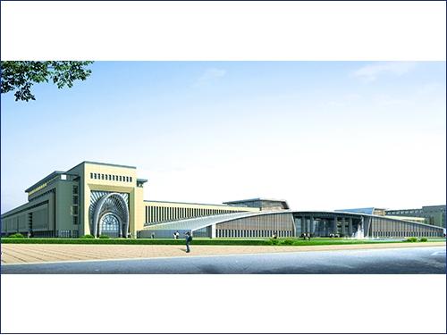 郑州和新郑卷烟厂联合易地技术改造项目联合工房V区