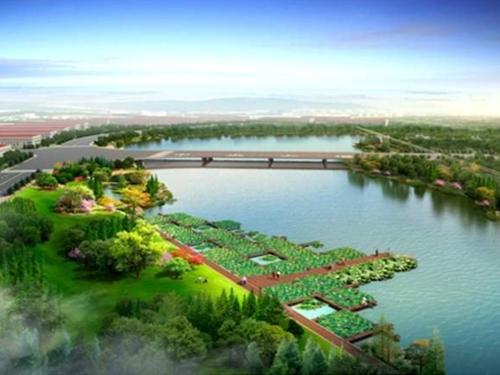渠村灌区(滑县)续建配套与节水改造