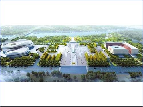 泌阳县文化艺术中心